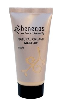 Bio-Lebensmittel online kaufen: 1x benecos Natural Creamy Make-Up nude, 1x 30 ml