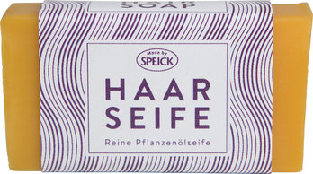 Made by Speick Haarseife