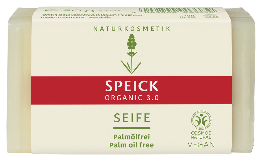 Speick Organic 3.0Seife