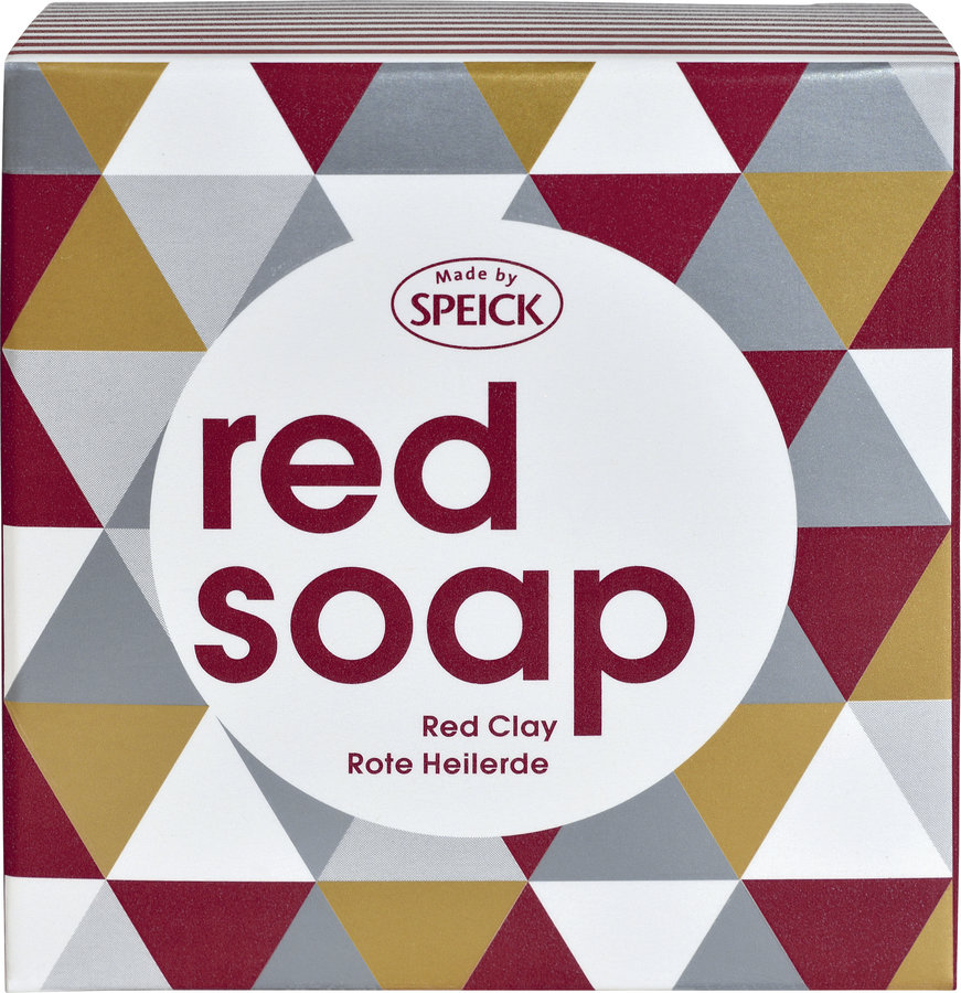 Made by SpeickRed Soap, Rote Heilerde