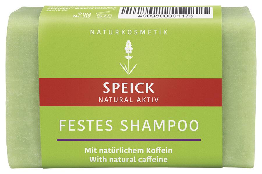 Speick Natural AktivFestes Shampoo mit natürlichem Koffein