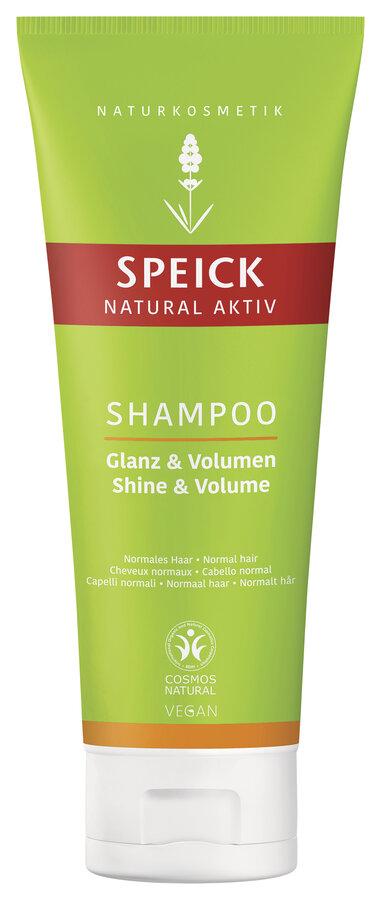 Speick Natural AktivShampoo Glanz & Volumen