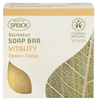 Made by Speick Bionatur Soap Bar Vitality