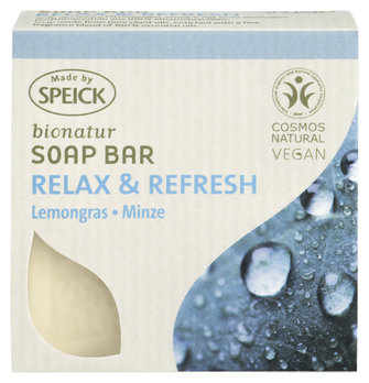 Made by Speick Bionatur Soap Bar Relax & Refresh