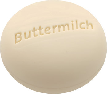 Made by Speick Ein Stück Seifenglück, Bade- und Duschseife Buttermilch