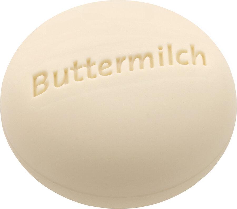 Made by SpeickEin Stück Seifenglück, Bade- und Duschseife Buttermilch