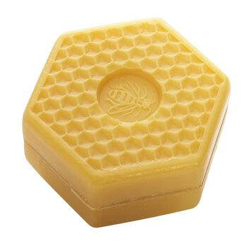 Made by Speick Ein Stück Seifenglück, Honig Pflanzenöl-Seife