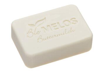 Made by Speick Bio Melos Pflanzenölseife Buttermilch