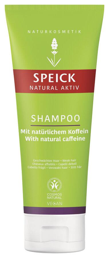 Speick Natural AktivShampoo with natural caffeine