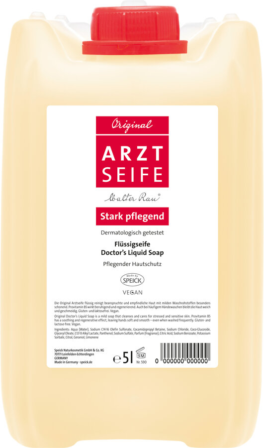 Made by SpeickDoctor's Liquid Soap