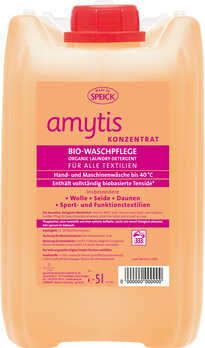 Made by Speick Amytis Bio-Washing Care