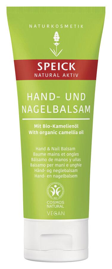 Speick Natural AktivHand & Nail Balsam