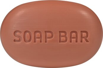 Made by Speick Bionatur Soap Bar Hair + Body Blood Orange