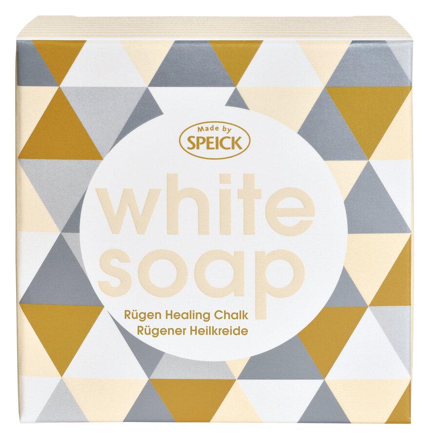 Made by SpeickWhite Soap, Rügen healing chalk