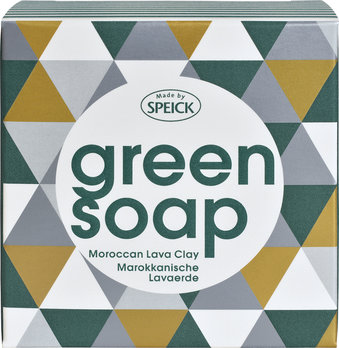 Made by Speick Green Soap, Moroccan Lava Clay
