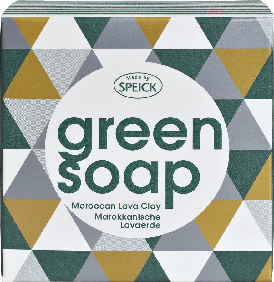 Made by SpeickGreen Soap, Moroccan Lava Clay