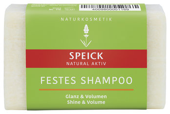 Speick Natural Aktiv Solid Shampoo Shine & Volume