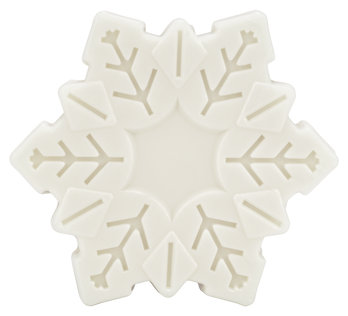 Made by Speick Happiness is a bar of soap, Plant Oil Soap Snowflake