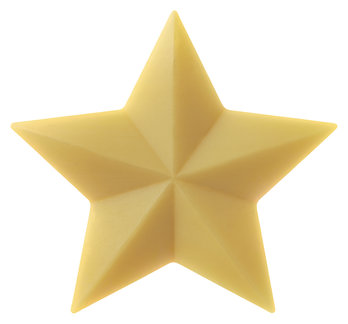 Made by Speick Happiness is a bar of soap, Plant Oil Soap Stars