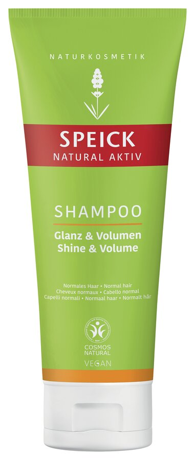 Speick Natural AktivShampoo Shine & Volume