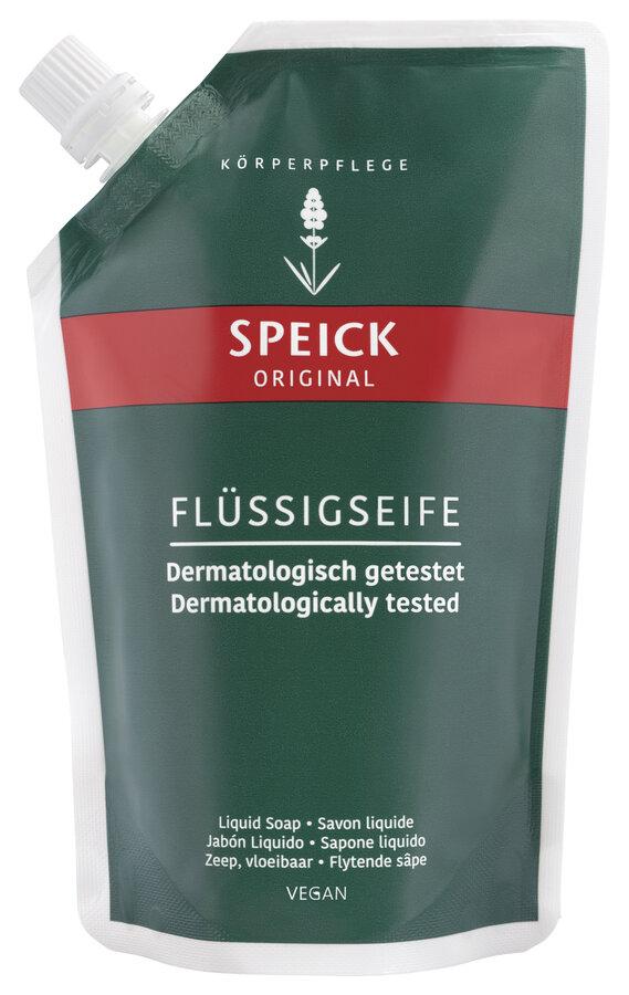 Speick OriginalLiquid Soap, Refill Bag