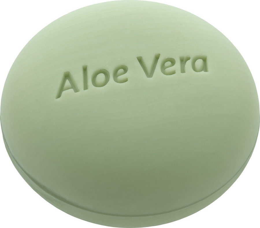 Made by SpeickHappiness is a bar of soap, Bath and Shower Soap Aloe Vera