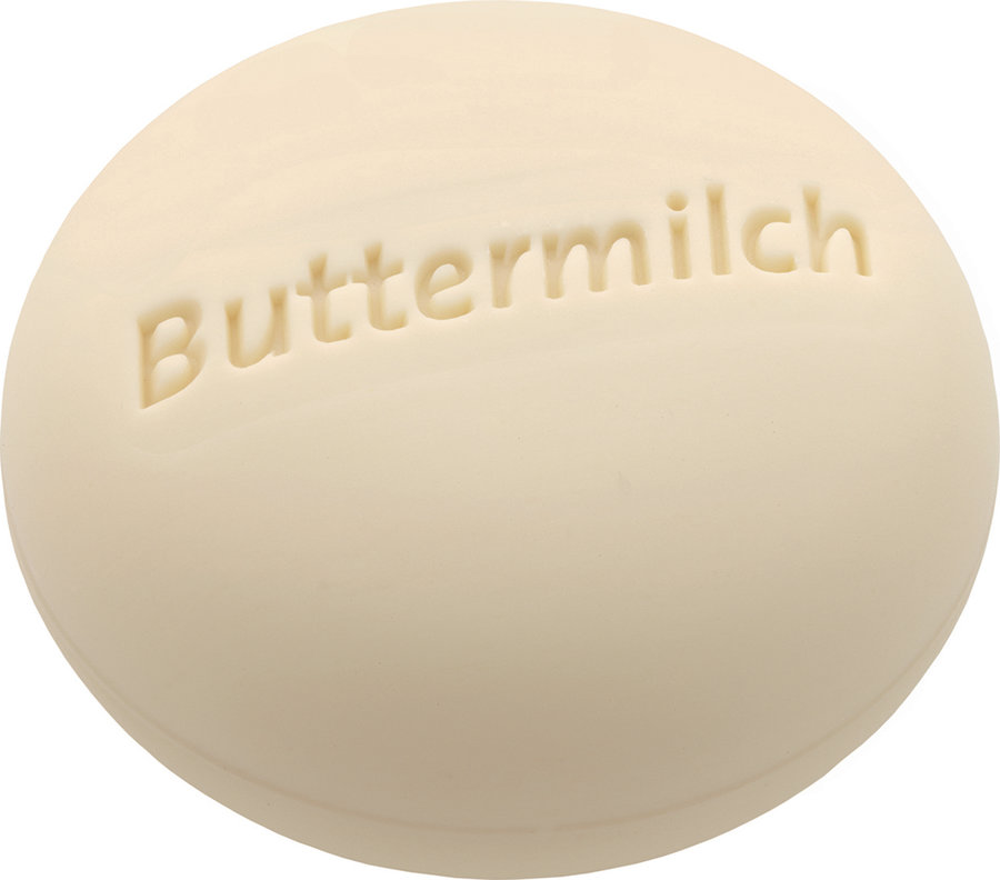Made by SpeickHappiness is a bar of soap, Bath and Shower Soap Buttermilk