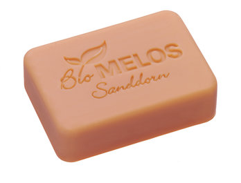 Made by Speick Melos Bio Plant Oil Soap Sea Buckthorn