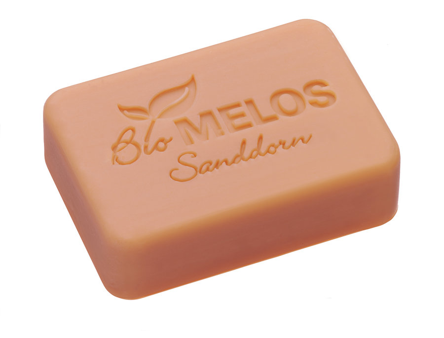 Made by SpeickBio Melos Plant Oil Soap Sea Buckthorn