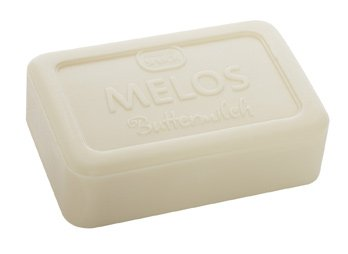 Made by Speick Melos Plant Oil Soap Buttermilk