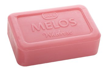 Made by Speick Melos Plant Oil Soap Wild Rose