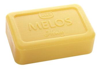Made by Speick Melos Plant Oil Soap Honey