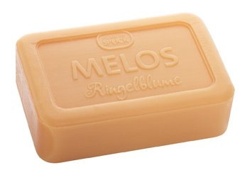 Made by Speick Melos Plant Oil Soap Marigold
