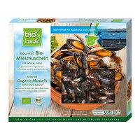Organic Mussels