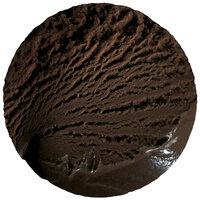 Dark chocolate sorbet bulk container