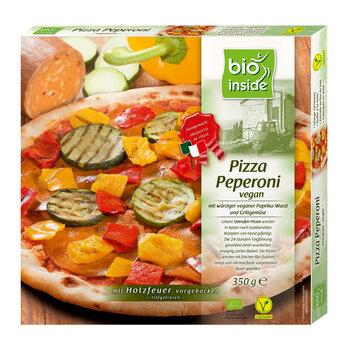 Pizza Peperoni vegan