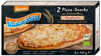 Spelt wholemeal Pizza-Snacks Margherita