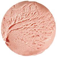Strawberry-cream ice bulk container