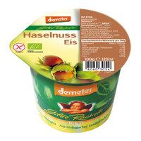 Hazelnut ice