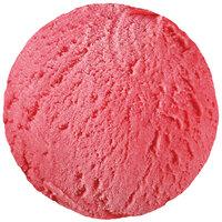 Raspberry sorbet catering box