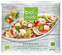 Asia vegetables mix