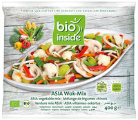 Asia vegetables mix