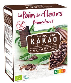 Knusprige Bio Kakao-Schnitten