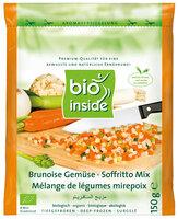 Brunoise Gemüse