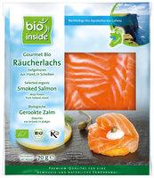 Gourmet Bio Räucherlachs