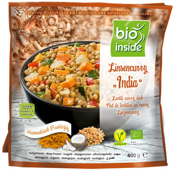 """Linsencurry """"India"""""""