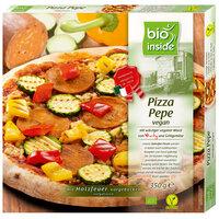 Holzofen-Pizza Pepe vegan