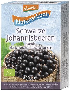 Schwarze Johannisbeeren