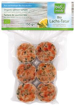 Bio Lachs-Tatar