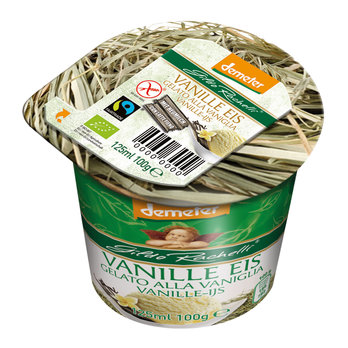 Vanille Eis Heumilch 100g